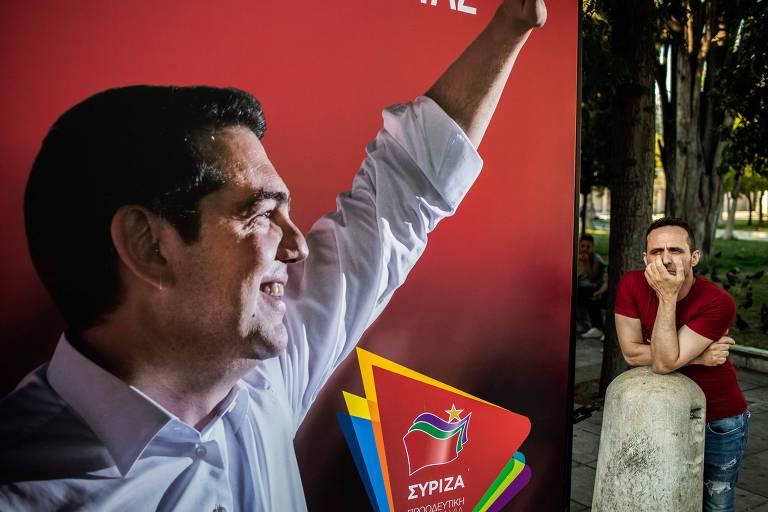 Grécia vai às urnas para escolher novo governo