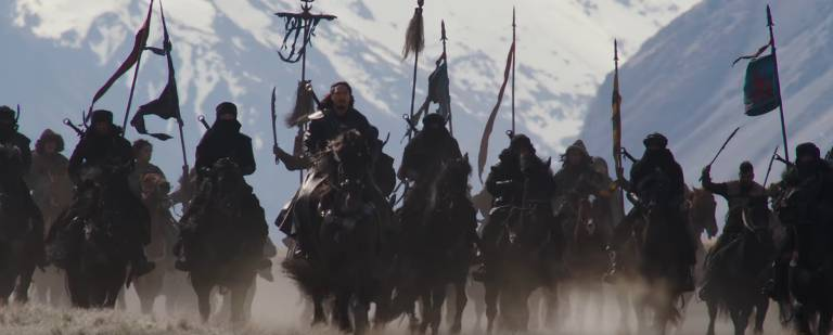 """Cena da nova versão de """"Mulan"""""""