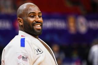 Montreal judo Grand Prix, July 07 2019.