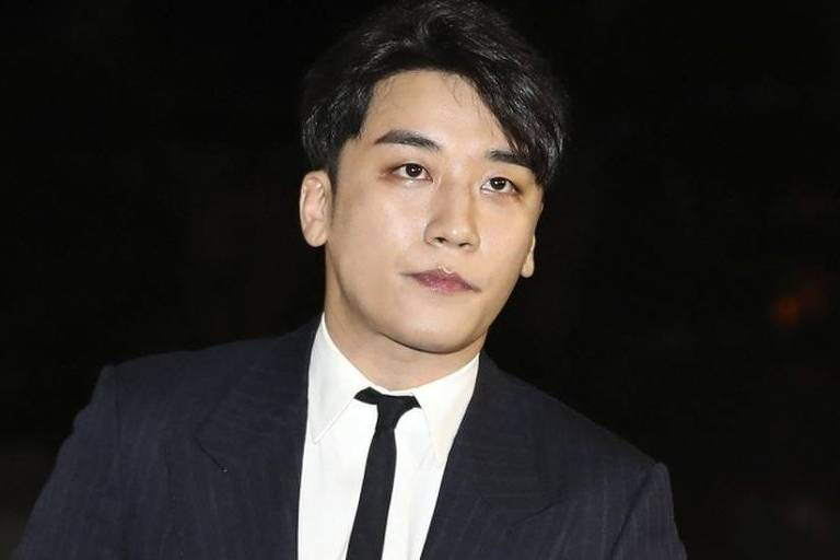 Seungri - nome verdadeiro Lee Seung-hyun - deixou o show business