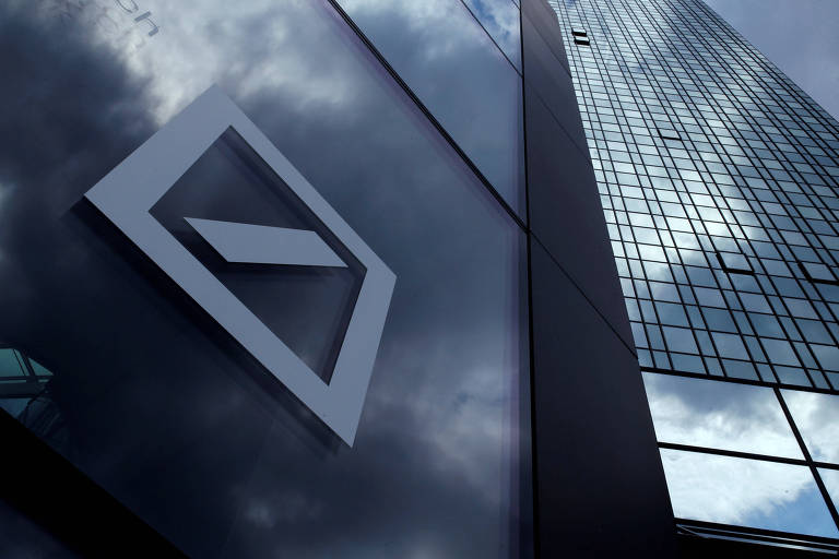 Sede do Deutsche Bank em Frankfurt