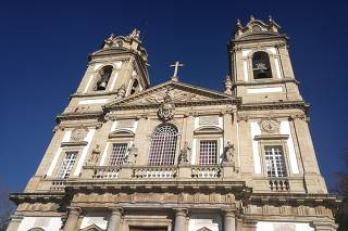PORTUGAL-BRAGA-SANCTUARY OF BOM JESUS-WORLD HERITAGE