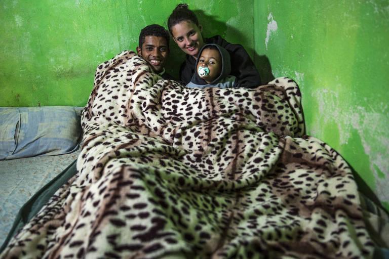 Moradores do extremo sul da capital paulista enfrentam frio abaixo de 0°C