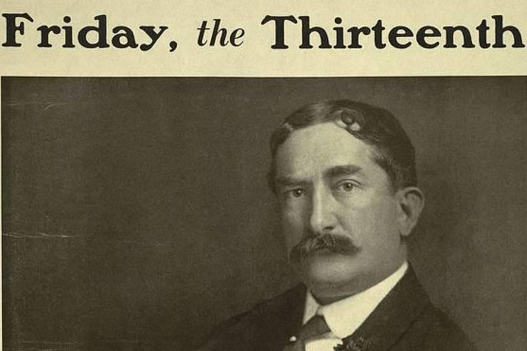 'Friday the 13th', de Lawson, conta a história de um corretor da bolsa de valores que escolhe esse dia para acabar com Wall Street