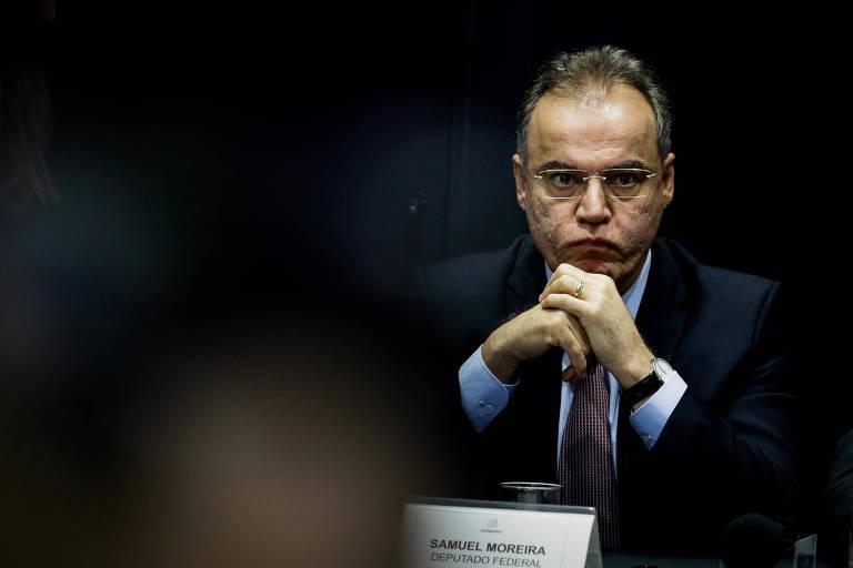 O deputado federal e relator da reforma, Samuel Moreira (PSDB)