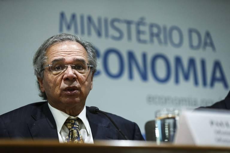 Paulo Guedes prepara anúncio de medidas após aprovação da reforma da Previdência