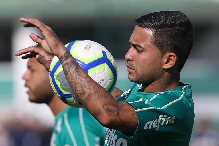Não dá tempo de Dudu ficar chateado por não disputar a Copa América com a seleção, é preciso vencer o Inter
