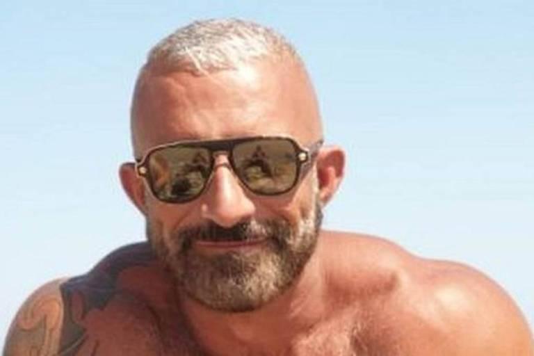 Benedetto se casou dois dias antes de quase se afogar no mar da Sardenha
