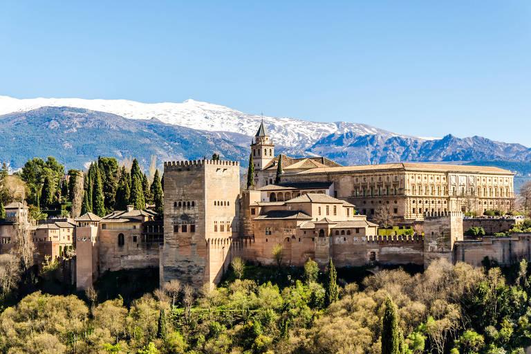 Conheça Granada, na Espanha