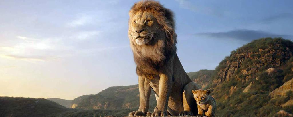 Novo filme 'O Rei Leão'