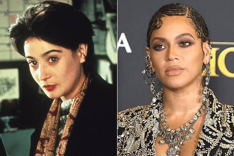 Nala: Moira Kelly (1994) e Beyoncé (2019)