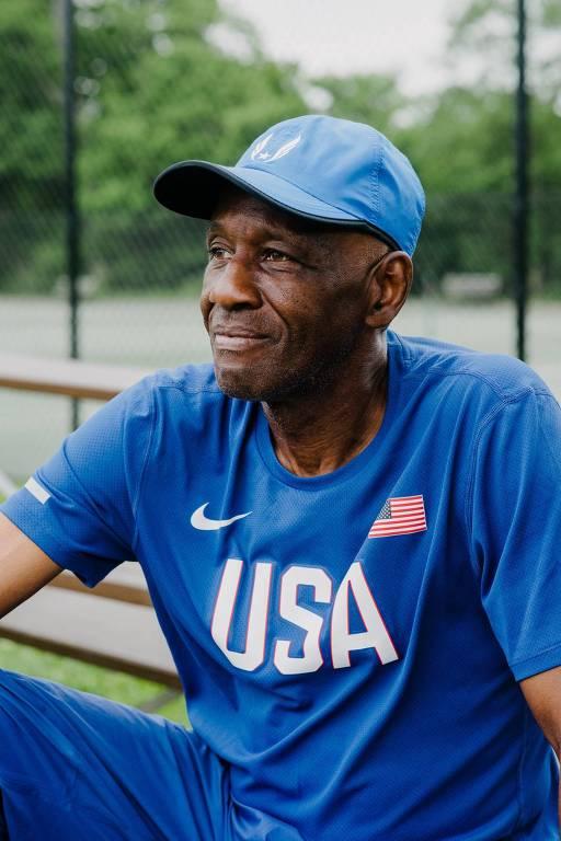 Charles Allie também detém o recorde dos 200 metros na categoria para maiores de 70 anos