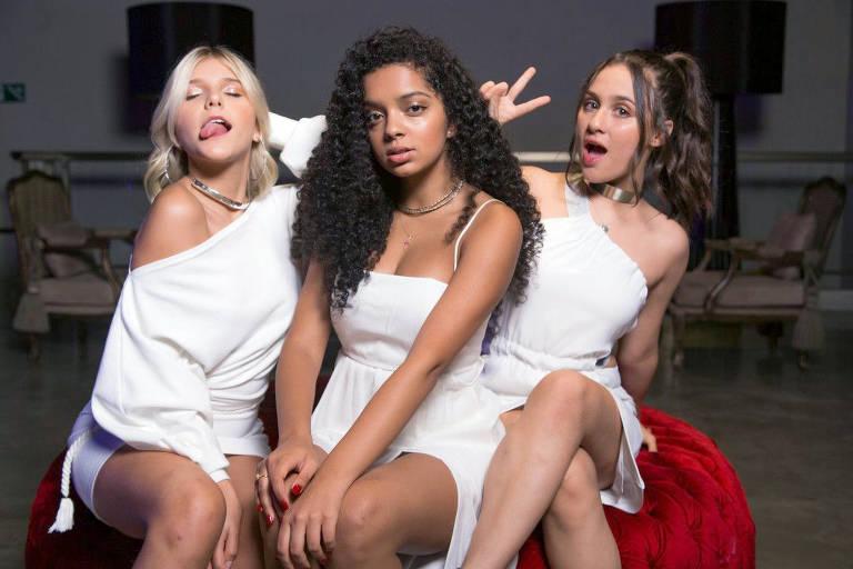 Trio adolescente BFF Girls é a nova aposta da música pop brasileira