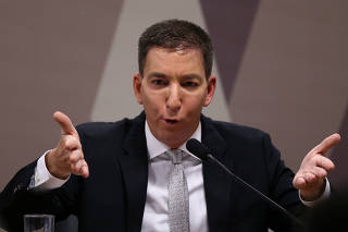 CCJ recebe Glenn Greenwald para falar sobre diálogos de Sergio Moro