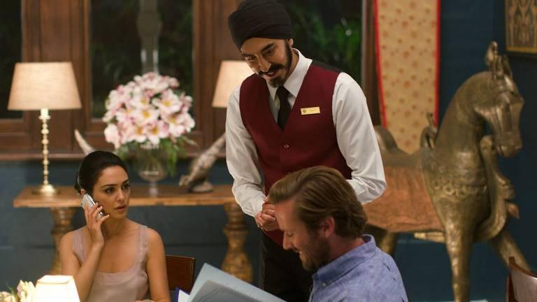 Cena de 'Atentado ao Hotel Taj Mahal'