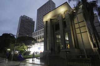 Biblioteca Mário de Andrade deixa de funcionar 24 horas