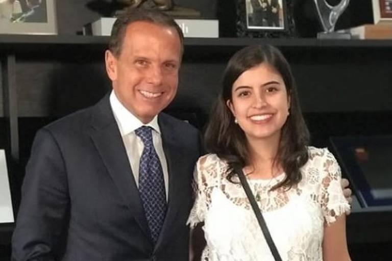 Tabata Amaral vira trunfo de João Doria em disputa interna no PSDB