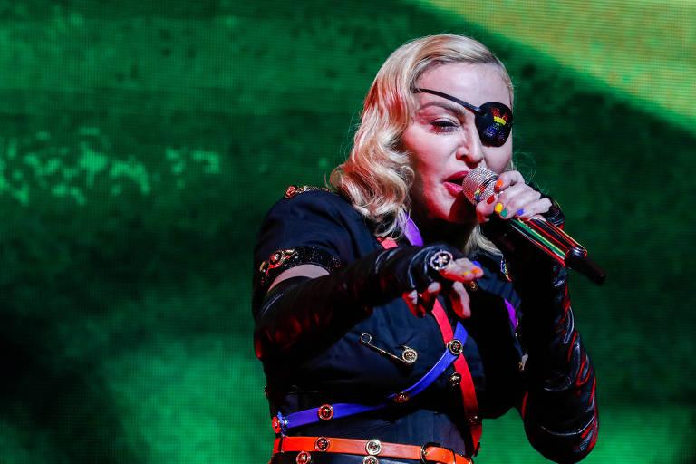 Madonna cancela mais um show da turnê 'Madame X' por lesão no joelho