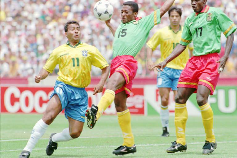 Quem disser que a Copa de 1994 não foi minha é maluco, afirma Romário