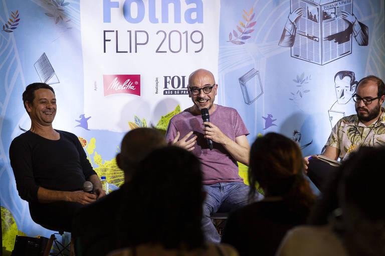 Terceiro dia de Flip tem mesa com paratiense militante e ativista contra escravidão