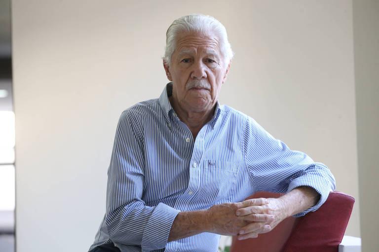O loteador Helio Azem, 77 anos, acredita ter direito ao benefício assistencial e afirma que deixou relatório médico para o instituto analisar