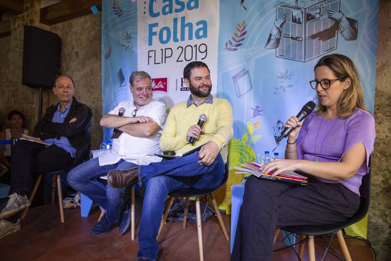 Quarto dia de Flip tem mesa com cordelista Jarid Arraes e Ney Matogrosso