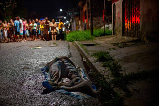 Homicídio em Belém, uma das capitais mais violentas do país