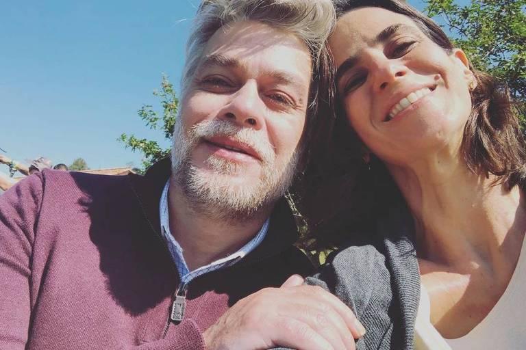 Fábio Assunção e Mariana Lima: Onde Está o meu coração