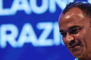 Copa America - Cafu Press Conference