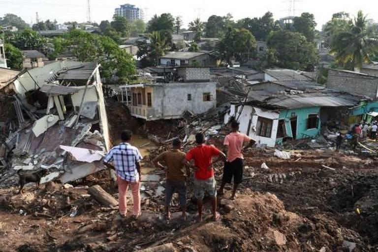 Os deslizamentos já custaram a vida de centenas de pessoas, como o que ocorreu em Manila em 2000