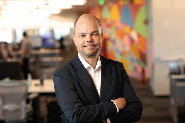 Leonardo Lenz Cesar, chefe de parcerias esportivas do Facebook para a América Latina