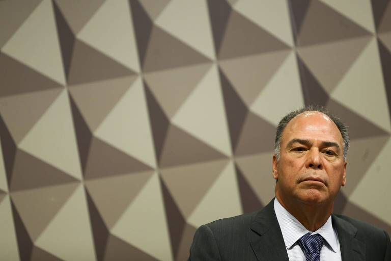 O senador Fernando Bezerra Coelho (MDB-PE)