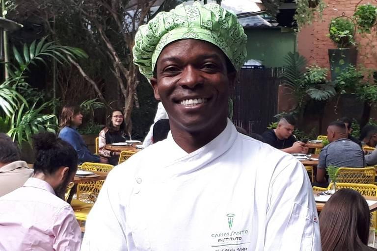 'Se fosse fácil não teria graça', conta chef que ganhava R$ 330 ao mês
