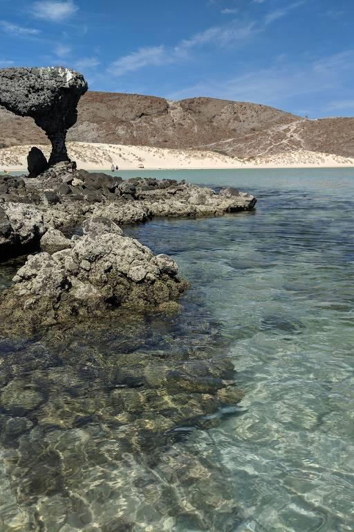Atrações de Baja California Sur, no México