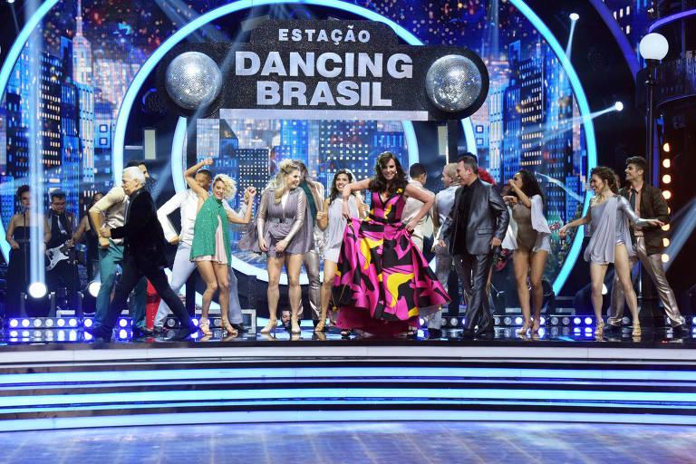 Imagens da 5ª temporada do Dancing Brasil (2019)