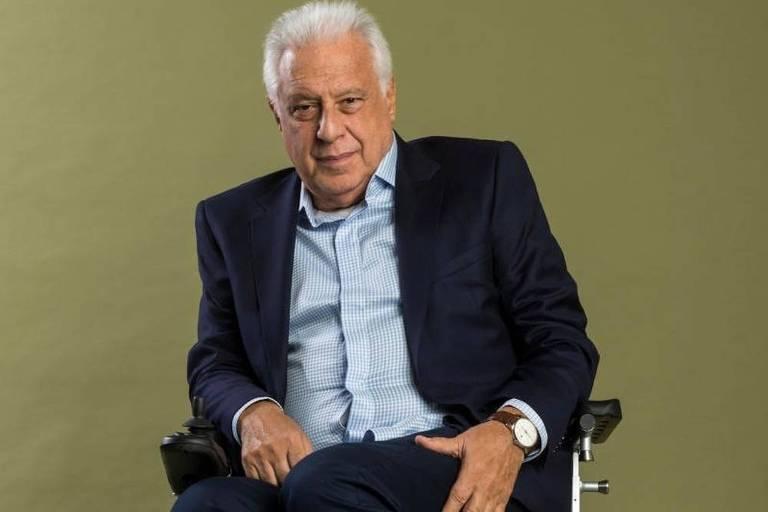 Ator Antonio Fagundes na Novela Bom Sucesso