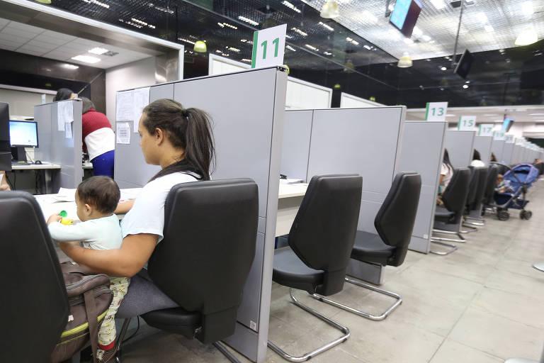 Famílias procuram Defensoria Pública atrás de vagas em creches