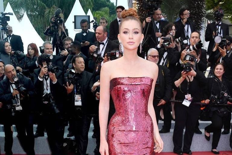 Marina Ruy Barbosa em Cannes 2019