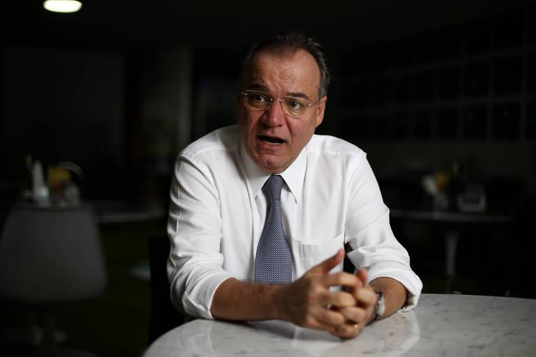 Samuel Moreira (PSDB-SP).Relator da reforma da Previdência, está em seu segundo mandato como deputado; engenheiro de formação, foi secretário-chefe da Casa Civil do governo Geraldo Alckmin em SP