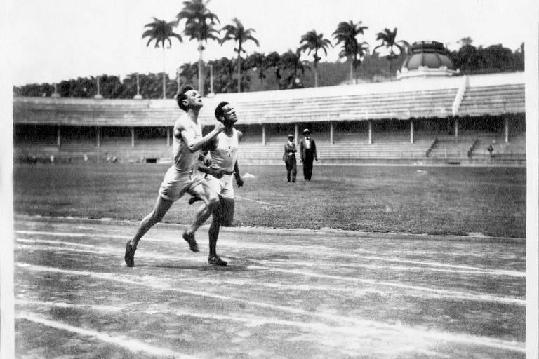 Atletismo foi o destaque dos Jogos, com o uruguaio Gradín, ídolo também no futebol, conquistando medalhas de ouro nos 400 m e no revezamento 4 x 400 m.
