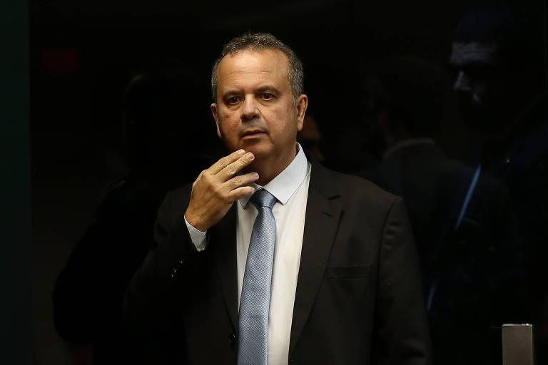 O secretário especial de Previdência Rogério Marinho. Comissão Especial da Reforma da Previdência durante reunião para votação do texto base do relator deputado Samuel Moreira (PSDB-SP)