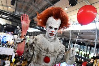 Comic-Con, the world's largest comics fan convention