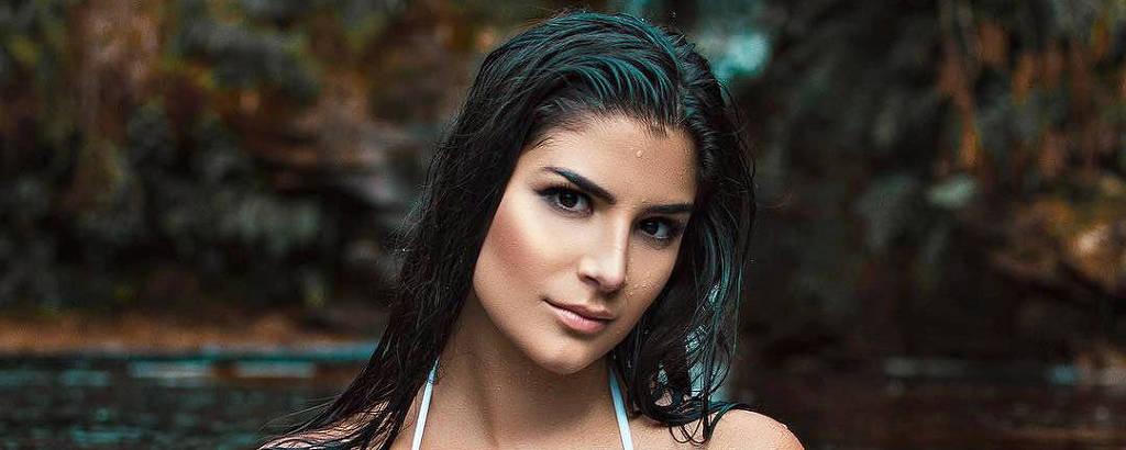 A mineira Júlia Horta é a representante do Brasil no Miss Universo 2019