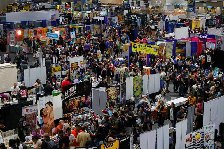 Comic Con 2019 em San Diego