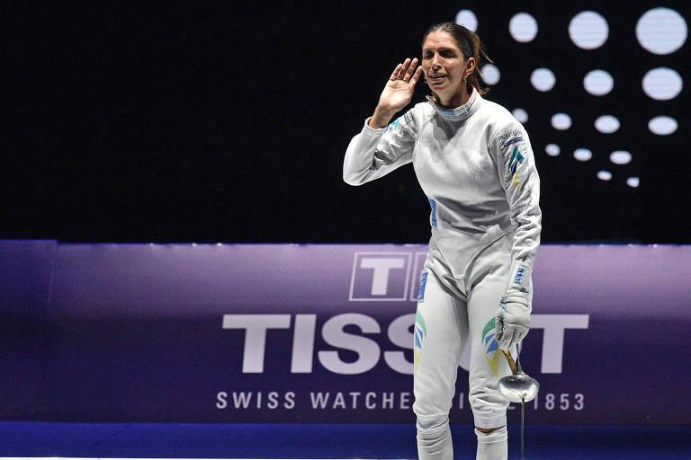 Nathalie Moellhausen campeã mundial