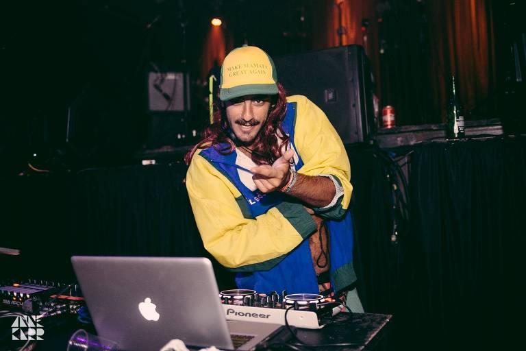 O DJ Madruga