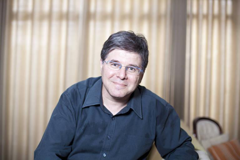 Airton Gontow, fundador do site Coroa Metade