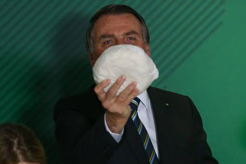 Bolsonaro recebeu empresários fora da agenda para discutir FGTS