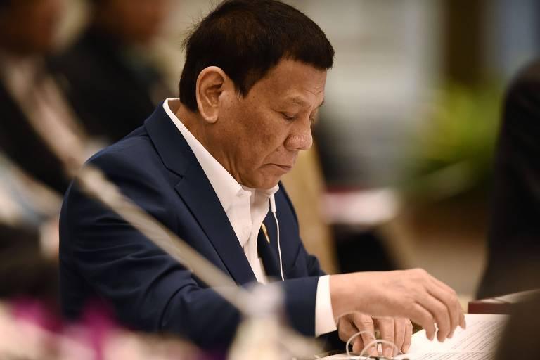 Vice-presidente filipina, crítica ao governo, é acusada de conspirar contra Duterte