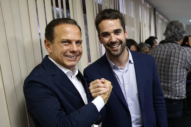 Prévias do PSDB se acirram entre Doria e Leite, e tucanos atuam para unir partido em 2022